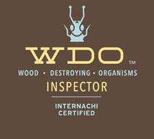 wood destroying organisms inspector