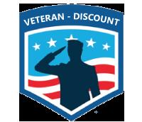 veteran military discount